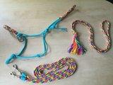SET! Ropehalter+reins+neckrope_
