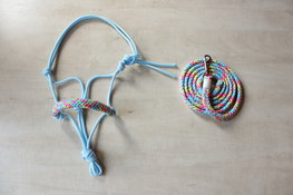 SET! Ropehalter+leadrope
