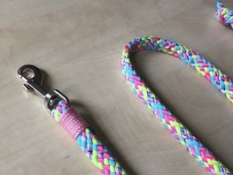 Leadropes with finishing