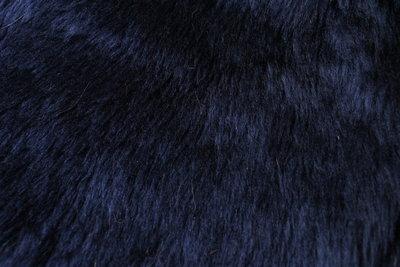 Fabric - Navy blue