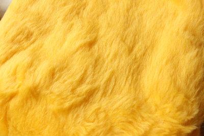 Fabric - Chicken yellow