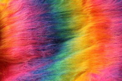 Fabric - Rainbow